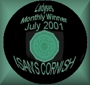 Ladyses Monthly Award for July
